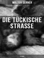 Die tückische Straße (19 Krimis)