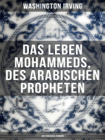 Das Leben Mohammeds, des arabischen Propheten (Historisher Roman)