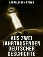 Aus Zwei Jahrtausenden Deutscher Geschichte