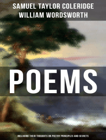 Read Poems By Samuel Taylor Coleridge And William Wordsworth Online By Samuel Taylor Coleridge And William Wordsworth Books
