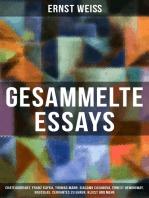 Gesammelte Essays