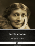 Jacob's Room by Virginia Woolf - Delphi Classics (Illustrated)