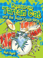 Porridge the Tartan Cat and the Bash Crash Ding