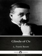 Glinda of Oz by L. Frank Baum - Delphi Classics (Illustrated)