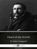 Heart of the World by H. Rider Haggard - Delphi Classics (Illustrated)