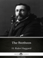 The Brethren by H. Rider Haggard - Delphi Classics (Illustrated)