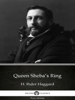 Queen Sheba's Ring by H. Rider Haggard - Delphi Classics (Illustrated)