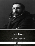 Red Eve by H. Rider Haggard - Delphi Classics (Illustrated)