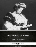 The House of Mirth by Edith Wharton - Delphi Classics (Illustrated)