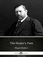 The Snake's Pass by Bram Stoker - Delphi Classics (Illustrated)