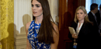 Hope Hicks Named Interim White House Communications Director