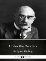 Under the Deodars by Rudyard Kipling - Delphi Classics (Illustrated)