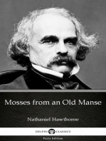 Mosses from an Old Manse by Nathaniel Hawthorne - Delphi Classics (Illustrated)