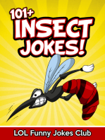 101+ Insect Jokes