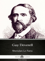 Guy Deverell by Sheridan Le Fanu - Delphi Classics (Illustrated)