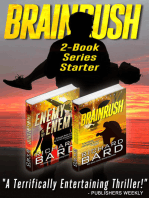 The Brainrush 2-Book Series Starter