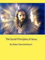 The Social Principles of Jesus