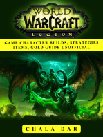 World of Warcraft Legion Game Character Builds, Strategies Items, Gold Guide Unofficial