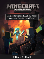 Minecraft Pocket Edition Game Download, APK, Mods Servers Guide Unofficial