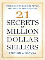 21 Secrets of Million-Dollar Sellers