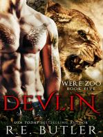 Devlin (Were Zoo Book Five)