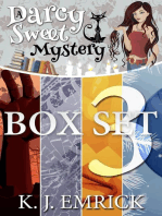 Darcy Sweet Mystery Box Set Three