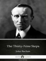 The Thirty-Nine Steps by John Buchan - Delphi Classics (Illustrated)