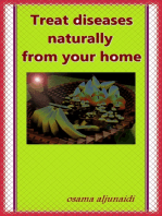 Treat Diseases Naturally From Your Home