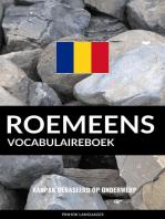 Roemeens vocabulaireboek: Aanpak Gebaseerd Op Onderwerp