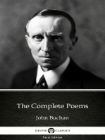 The Complete Poems by John Buchan - Delphi Classics (Illustrated)