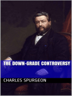 The Down Grade Controversy