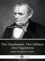 The Headsman The Abbaye Des Vignerons by James Fenimore Cooper - Delphi Classics (Illustrated)