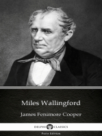 Miles Wallingford by James Fenimore Cooper - Delphi Classics (Illustrated)