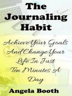 The Journaling Habit