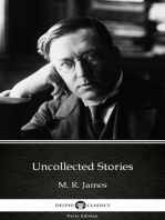 Uncollected Stories by M. R. James - Delphi Classics (Illustrated)