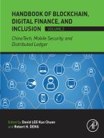 Handbook of Blockchain, Digital Finance, and Inclusion, Volume 2