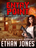Entry Point: A Carrie Chronicles Spy Thriller: Carrie Chronicles, #3