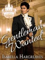 Gentleman Wanted