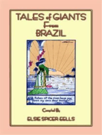 TALES OF GIANTS FROM BRAZIL - 12 stories of giants from Brazil