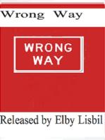 Wrong Way. . .