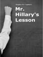 Mr. Hillary's Lesson