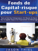 Fonds de Capital-risque pour Start-ups