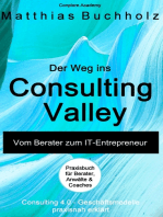 Der Weg ins Consulting Valley