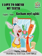 I Love to Brush My Teeth Kocham myć ząbki