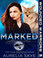 Marked (Wounded Warriors #3)