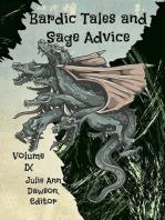 Bardic Tales and Sage Advice (Vol. IX)