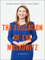 The Education of Eva Moskowitz: A Memoir