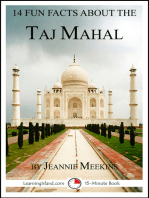 14 Fun Facts About the Taj Mahal