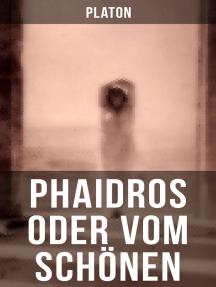 Phaidros oder Vom Schönen: Ein Gespräch über die Reinkarnation und die erotische Leidenschaft