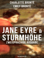Jane Eyre & Sturmhöhe (Zweisprachige Ausgabe
